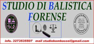 Perito balistico Forense tribunali e Studi Legali Avvocati Italia