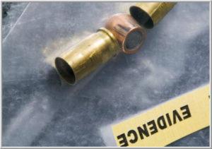 Firearms examination Balistica forense Italia