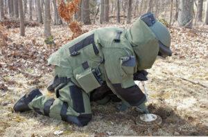 Bonifica ordigni bellici Italia consulenze esplosivi residuati bellici