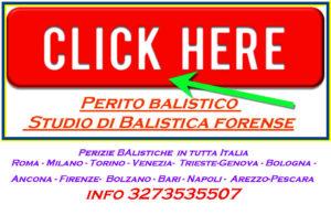 perito balistico venezia verona vicenza treviso belluno brescia modena rovigo